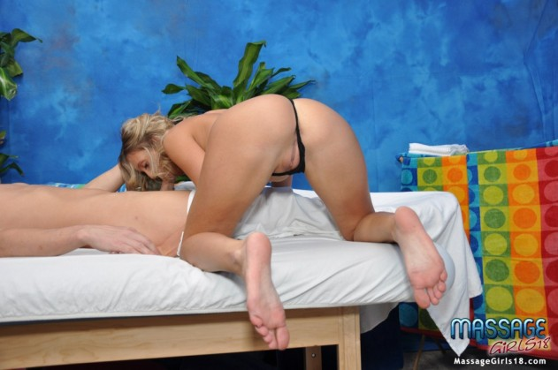 Megan Sweetz   Massage Girls 18